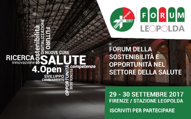 Fondo FASDA al Forum della Sostenibilità – Stazione Leopolda