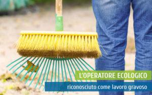 operatore ecologico lavoro gravoso