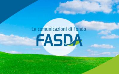Chiusura uffici Fondo FASDA