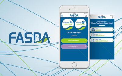 Scopri MyFASDA, l'App dedicata agli iscritti di Fondo FASDA