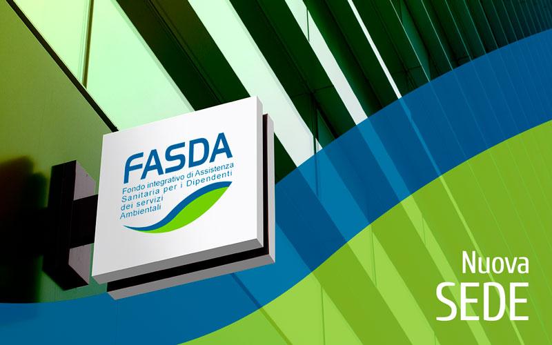 Fondo FASDA si trasferisce in una nuova sede