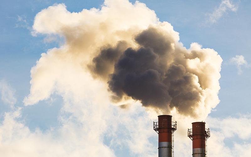 emissioni di gas serra coronavirus