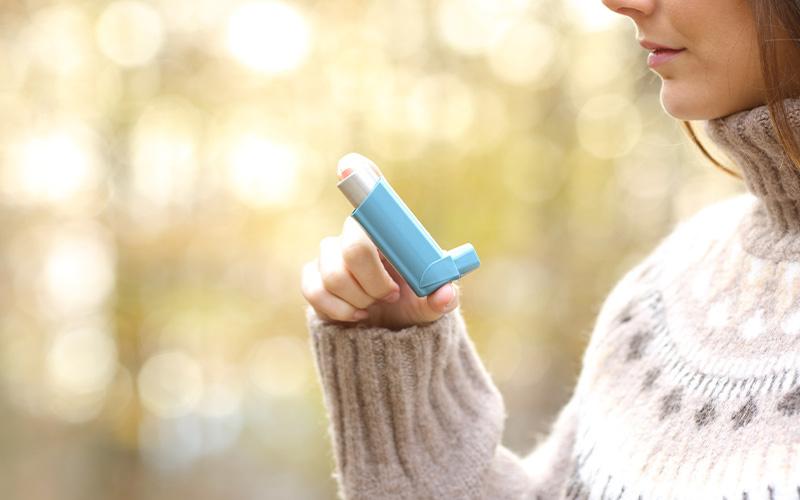 Come curare l'asma bronchiale