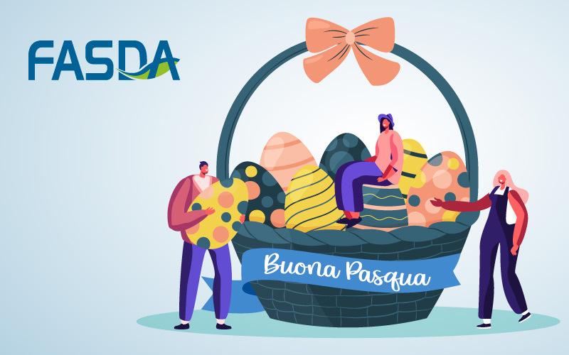 Buona Pasqua da Fondo FASDA!