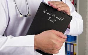 Urea breath test cos'è e come si esegue