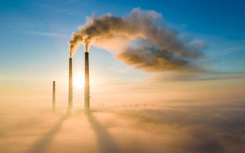 Nel 2021 le emissioni di gas serra aumenteranno dello 0,3%