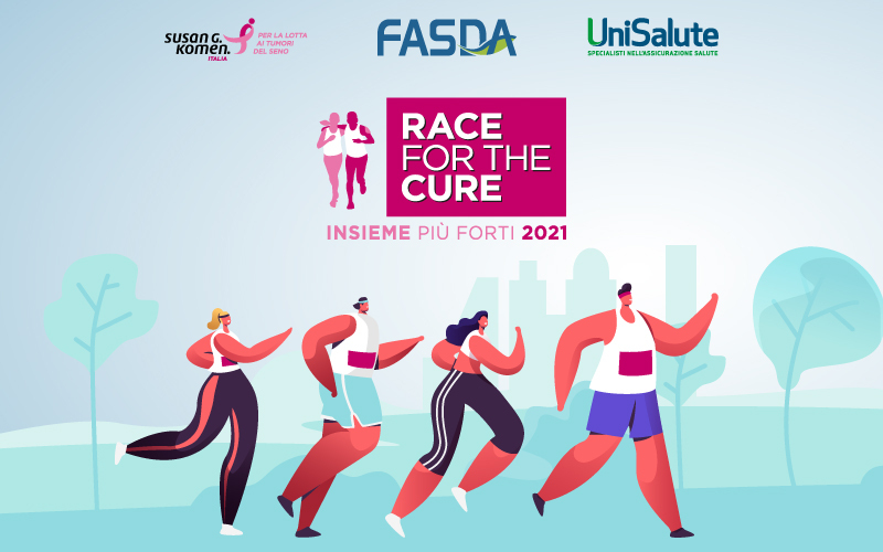 Fondo FASDA e UniSalute al fianco di Susan G. Komen Italia